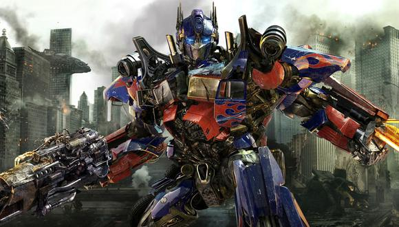Optimus Prime. (Foto: Difusión)