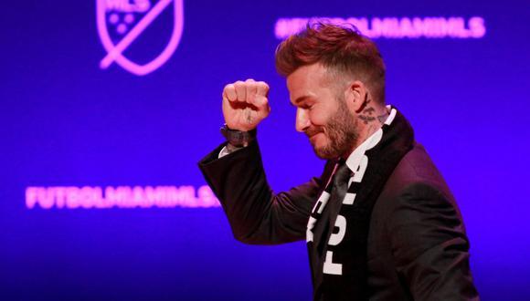 David Beckham jugó seis temporada en la MLS (Foto: Reuters).