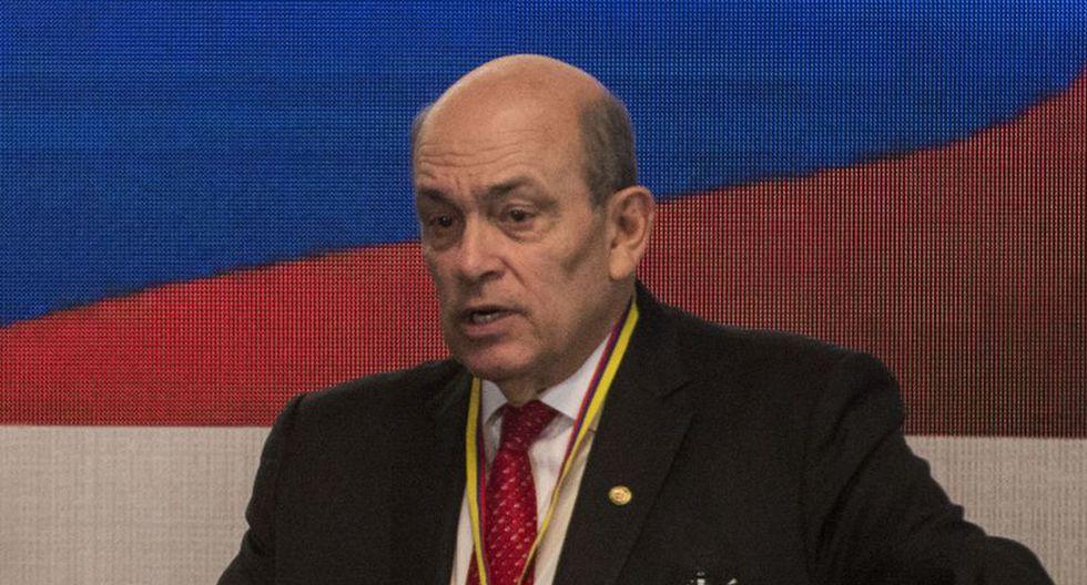 Hugo De Zela es candidato al cargo de Secretario General de la Organización de los Estados Americanos (OEA), , en las elecciones que se llevarán a cabo el 20 de marzo de 2020.(Foto: Archivo/AFP).