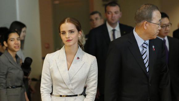 Emma Watson: el discurso por el que fue ovacionada en la ONU