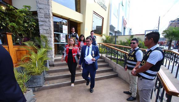 El empresario Gonzalo Monteverde es investigado por presuntamente lavar dinero para Odebrecht.