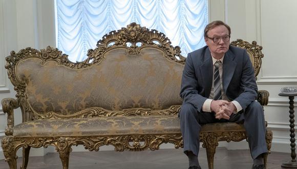 """Jared Harris es el científico Valery Legasov en """"Chernobyl"""", serie por la que podría ser nominado al Emmy 2019. Foto: HBO."""