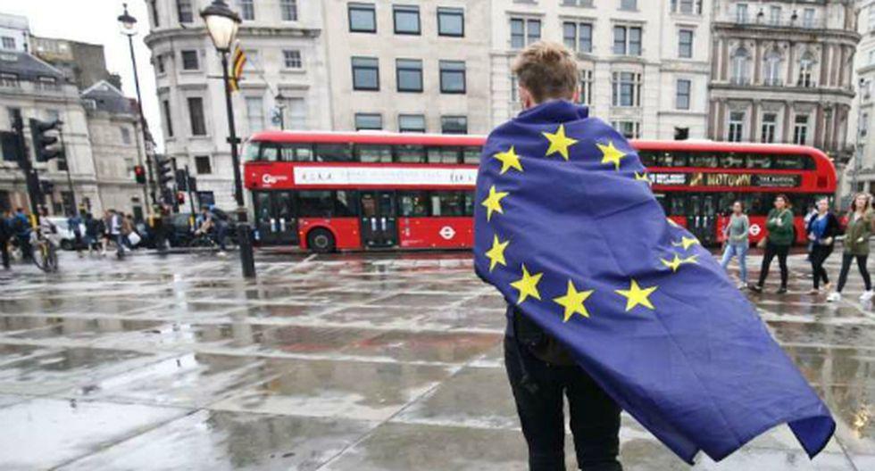 El Brexit está a menos de ocho meses de entrar en efecto. (Foto: AFP)