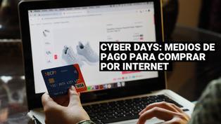 Cyber Days 2021: conoce todos los medios de pago para comprar de manera online