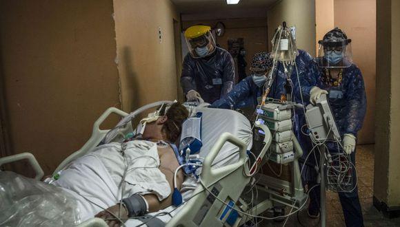 Coronavirus en Chile | Ultimas noticias | Último minuto: reporte de infectados y muertos | viernes 26 de junio del 2020 | Covid-19. (Foto: Martin Bernetti / AFP)
