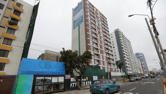 Con mayor cuota inicial, se puede reducir la cuota del crédito hipotecario (Foto: Fernando Sangama /GEC)