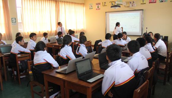 Aplicativo móvil permitirá a padres seguir rendimiento escolar de alumnos del COAR
