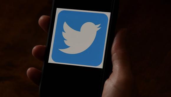 Reportan caída mundial de Twitter. (Foto: Olivier DOULIERY / AFP)