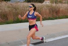 Sandra Corcuera: la pentacampeona en los mundiales de retro running