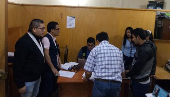 Piura: fiscalía allana Municipalidad de Ayabaca por presuntos casos de corrupción