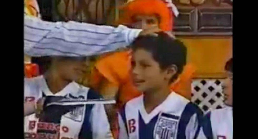 Guerrero en el programa de TV de Yola Polastri. (Foto: Archivo El Comercio)