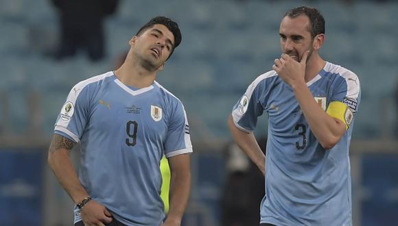 Uruguay salvó un empate 2-2 ante Japón en un duelo por el Grupo C de la Copa América 2019. (Foto: AFP)