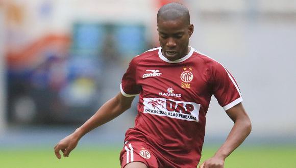 Rafael Farfán, jugador de UTC, fue detenido en Arequipa