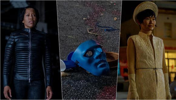 """""""Watchmen"""" llegó a su fin luego de nueve capítulos. Una secuela es incierta. Fotos: HBO."""