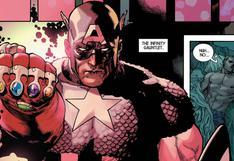 Los cómics de Marvel incluirán a un Capitán América de la comunidad LGBTQ