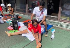 Con Gladys Tejeda a la cabeza, atletas peruanos listos para sus competencias