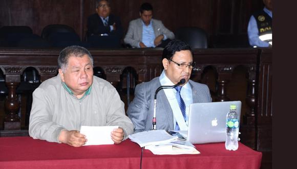 El ex magistrado Ricardo Chang Racuay es uno de los protagonistas de los CNM Audios. (Foto: Difusión)