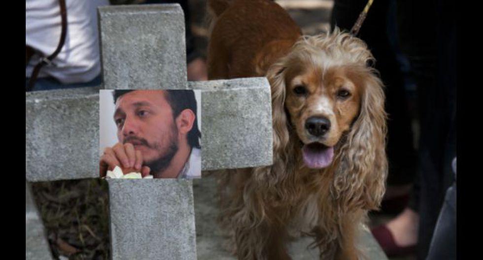 'Cosmos' se despidió de su fiel compañero Rubén Espinosa