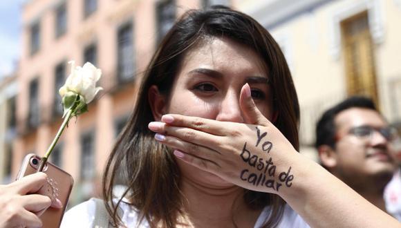 México está consternado frente a las aplicaciones de taxi tras el asesinato de Mara Fernanda Castilla. (Foto: EFE)