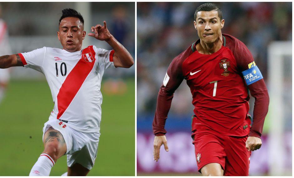 Perú tiene propuesta de Portugal para amistoso, reveló Oviedo. (Foto: AFP)