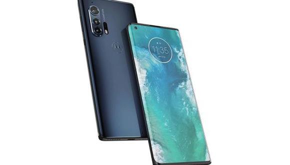 Motorola Edge Plus. (Foto: GSM Arena)