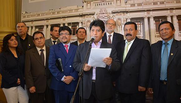 Gratificaciones: Gana Perú no apoyará la exoneración permanente