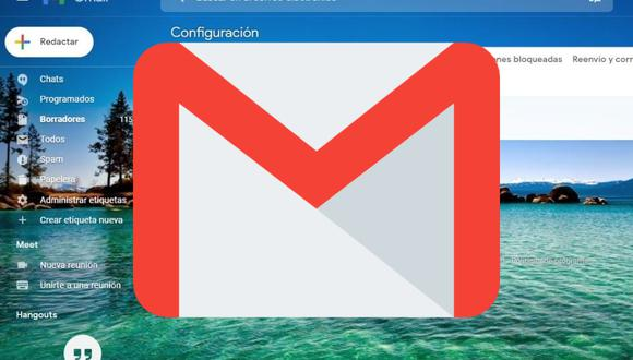 ¿Te gustaría añadir una foto de tu galería o cualquier otra que no sea un simple color blanco? en esta nota te enseñaremos a cambiar el fondo de Gmail (Foto: Mag)