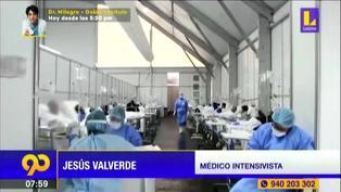 Coronavirus en Perú: Ciudadanos no vacunados o con una sola dosis están en UCI
