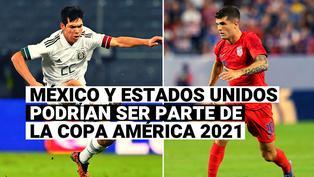 México y Estados Unidos serían los reemplazos de Australia y Qatar en la Copa América 2021