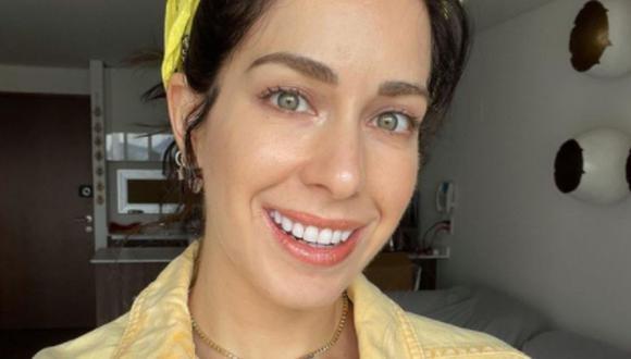 """La actriz mexicana se hizo conocida por su participación en la telenovela """"El señor de los cielos"""" (Foto: Carmen Aub / Instagram)"""