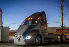 Conoce al Thor ET-One, el camión eléctrico que busca competir con Tesla