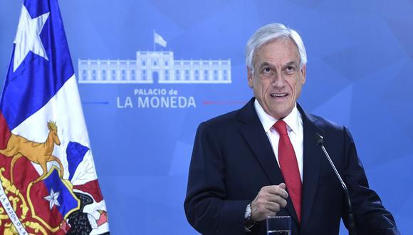Protestas en Chile: Sebastián Piñera levanta el estado de emergencia en Chile a partir de esta medianoche. (Foto: AFP).