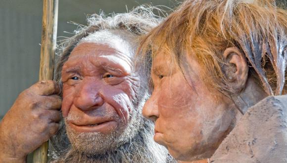 Neandertales y Homo sapiens tuvieron hijos antes de lo pensado