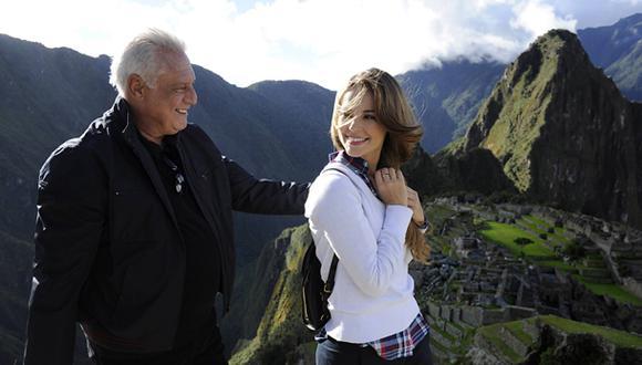 """Paola Oliveira: """"Me encantó el Perú"""""""