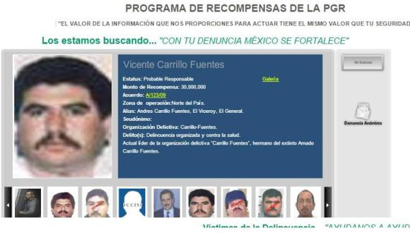 Golpe al narcotráfico: Cayó el líder del Cártel de Juárez
