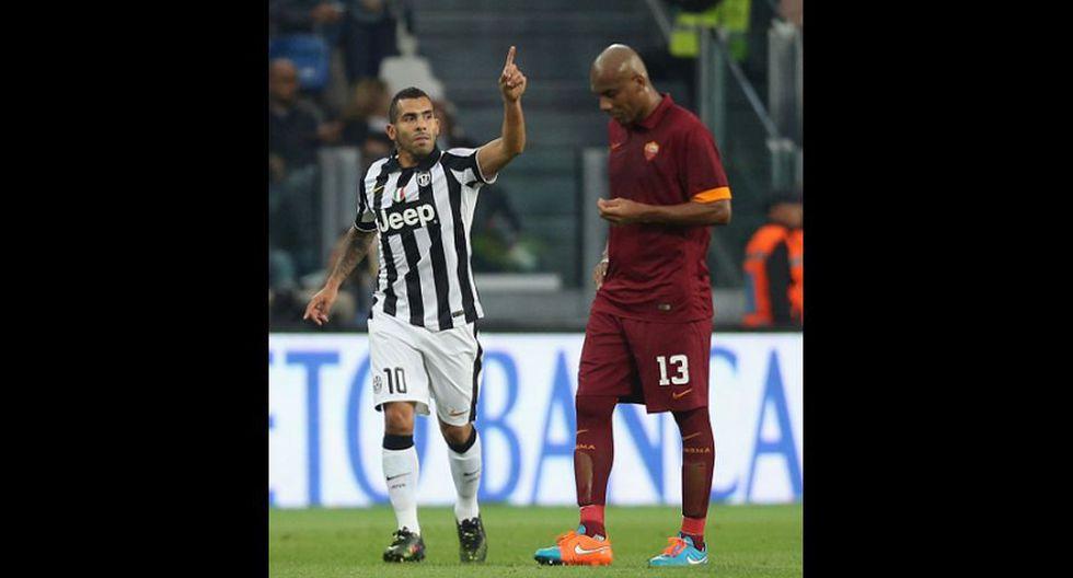 Juventus vs. Roma: partidazo que tuvo goles, penales y golpes - 17