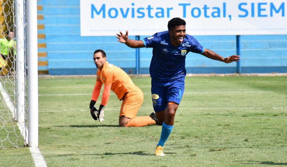 Universitario de Deportes y Carlos Stein se enfrentaron por la penúltima fecha de la Fase 2 de la Liga 1   Foto: @LigaFutProf