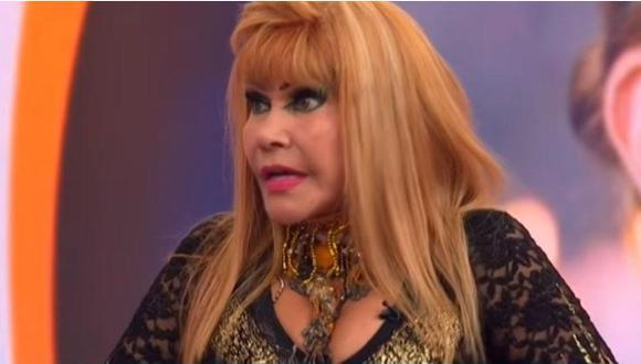 'Tigresa del Oriente' sorprende al cantar trap al lado del 'Faraón Love Shady'. (Foto: captura de pantalla)
