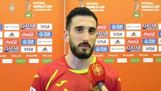 Mundial de fútbol sala: España avanza a cuartos tras golear a la República Checa