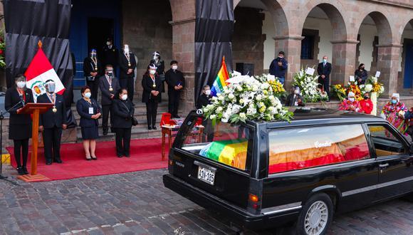 Durante la pandemia por el COVID-19, han fallecido 20 alcaldes, entre distritales y provinciales. Entre ellos, Ricardo Valderrama, alcalde de Cusco. (Foto: Melissa Valdivia)