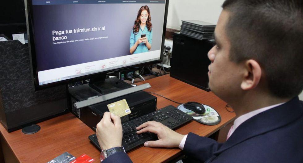 Pagalo.pe permite el pago de forma rápida, segura y sin colas de más de 150 tasas de 14 entidades del Estado desde cualquier computadora, tablet o celular, sin necesidad de ir a una agencia bancaria. (Poder Judicial)