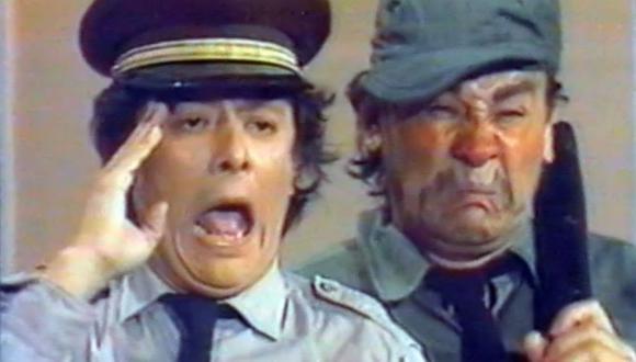 """Adolfo Chuiman integró en los años 80 el elenco del programa cómico """"Risas y salsa"""". (Foto: Captura Panamericana Televisión)"""