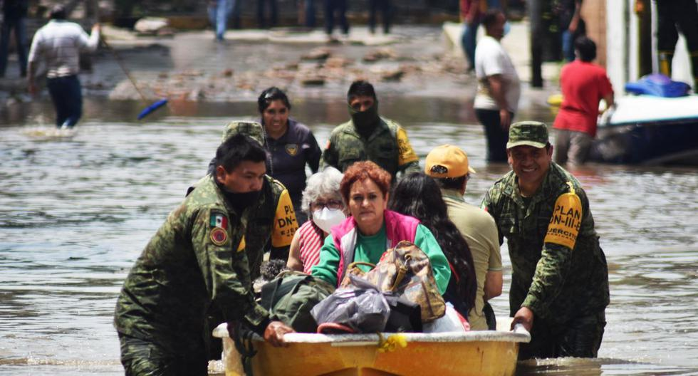 Mexico: Hidalgo asks to evacuate areas near the Tula river due to flood risk