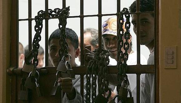Cuatro de cada diez presos por robo han reingresado a la cárcel