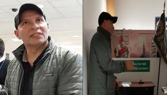 Adolfo Bazán Gutiérrez es acusado por al menos cinco mujeres. Ha sido denunciado hasta por violación sexual. Esta vez deberá responder por la acusación de tocamientos indebidos.