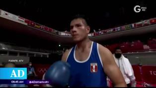 Peruanos en Tokio 2020: José María Lucar fue eliminado en boxeo olímpico