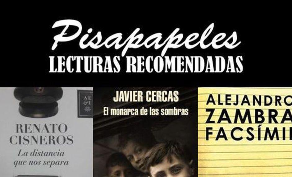 Pisapapeles: tres libros para leer esta Semana Santa