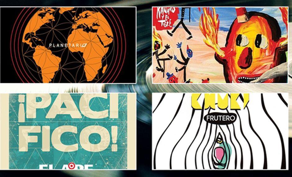 Los 15 mejores discos peruanos (en lo que va) del 2015