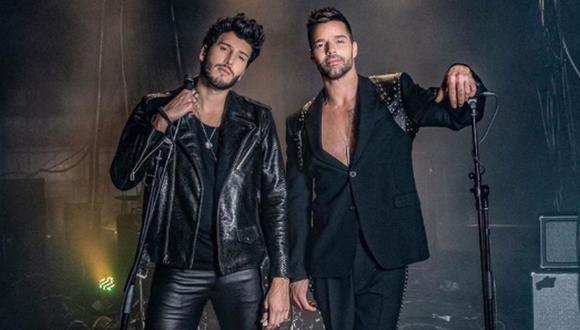 Sebastián Yatra lanzará este jueves su primera colaboración junto a Ricky Martin. (Foto: Captura)