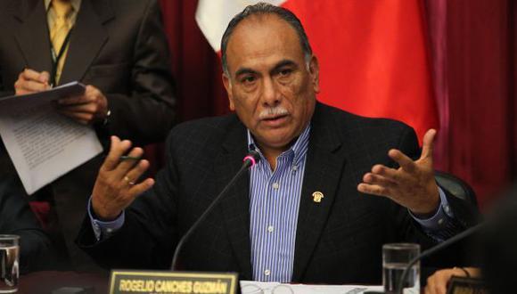 Rogelio Canches es el nuevo presidente de la Comisión de Ética